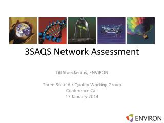 3SAQS Network Assessment