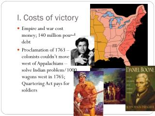 I. Costs of victory