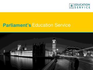 Parliament's