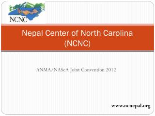 Nepal Center of North Carolina (NCNC)