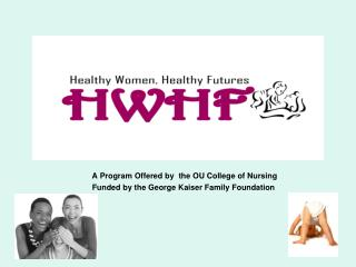 A Program Offered by  the OU College of Nursing
