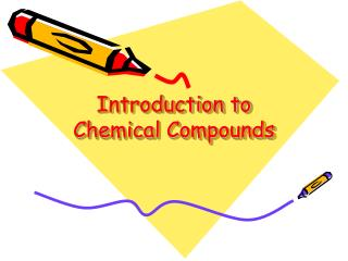 Introduction to Chemical Compounds