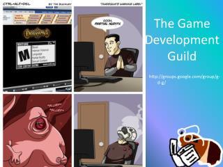 The Game Development Guild