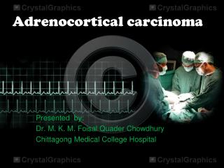Adrenocortical carcinoma