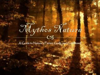 Mythos  Natura