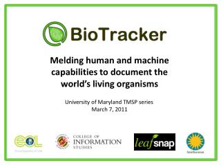 Melding human and machine capabilities to document the world's living organisms