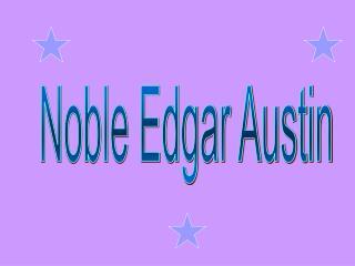 Surname: Austin Christian Name: Noble Edgar Address: Thompson Station NS Born: London Derry NS D.O.B: June 18-1892