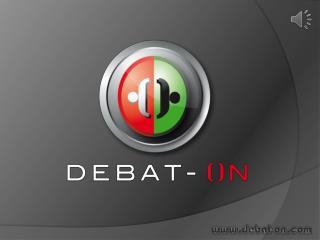 www.debat-on.com