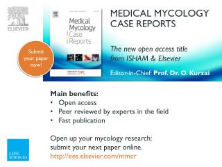 MEDICAL MYCOLOGY CASE REPORTS