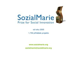 www.sozialmarie.org sozialmarie@sozialmarie.org
