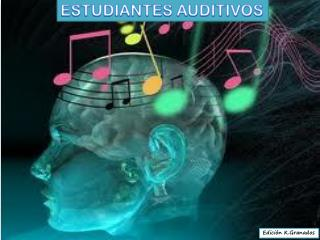 ESTUDIANTES AUDITIVOS