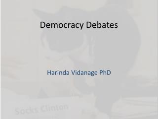 Democracy Debates