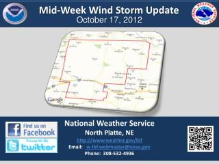 Mid-Week Wind Storm Update