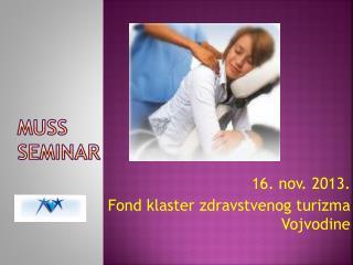 MuSS seminar