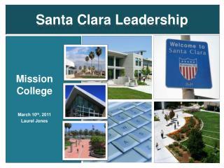 Santa Clara Leadership
