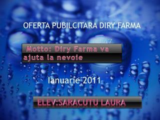 OFERTA PUBILCITARA DIRY FARMA