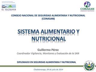 SISTEMA ALIMENTARIO Y NUTRICIONAL