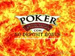 Poker Nordica No Deposit Bonus Presentation