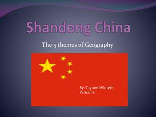 Shandong China
