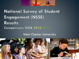National Survey of Student Engagement (NSSE) Results Comparisons 2008/ 2010 / 2012