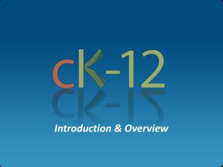 CK 12- Free Textbooks for K-12 Students