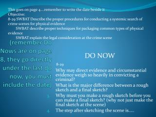 Why may direct evidence and circumstantial evidence weigh so heavily in convicting a criminal?
