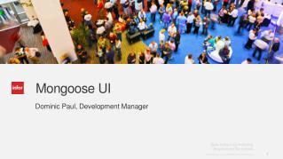 Mongoose UI