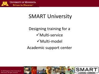 SMART  University