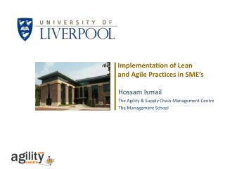 Implementation of Lean and Agile Practices in SME's