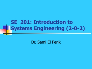 Automatic Control  Systems Engineering