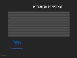 INTEGRA��O DE SISTEMAS