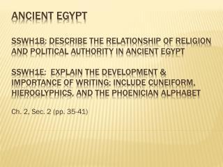 Ch. 2, Sec. 2 (pp. 35-41)