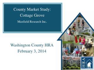 Washington County HRA February 3, 2014