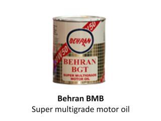Behran BMB Super multigrade motor oil