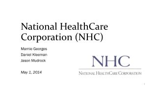 National HealthCare Corporation (NHC)