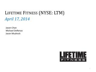 Lifetime Fitness (NYSE: LTM)