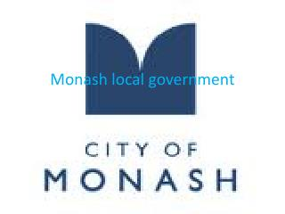 Monash local government