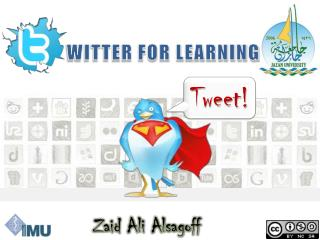 WITTER FOR LEARNING