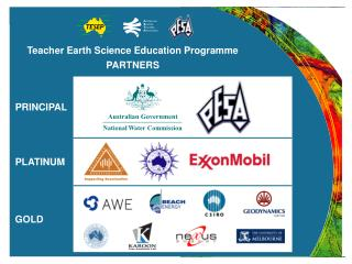Teacher Earth Science Education Programme PARTNERS