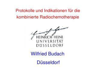 Protokolle und Indikationen für die kombinierte Radiochemotherapie