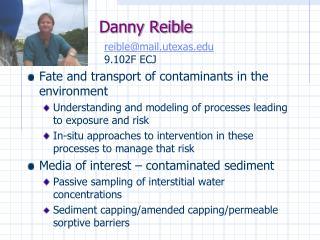 Danny  Reible
