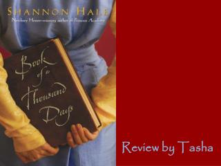Review by Tasha
