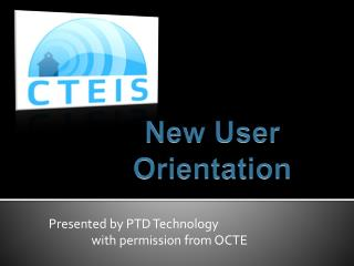 Presented by PTD Technology with permission from OCTE