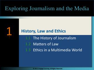 History, Law and Ethics