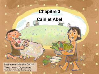 Chapitre  3 Cain  et  Abel