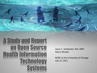 A Study and Report on Open Source Health Information Technology Systems