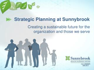 Strategic Planning at Sunnybrook