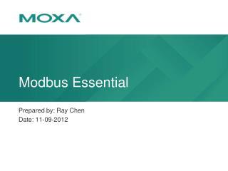 Modbus Essential