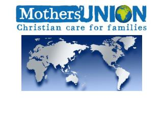MOTHERS UNION IN MALAWI