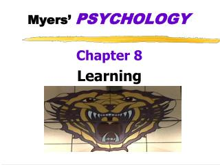 Myers�  PSYCHOLOGY